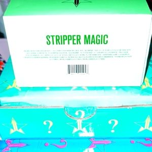 Jeffree star extreme frost in stripper magic